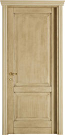 Painted Solid Timber Door