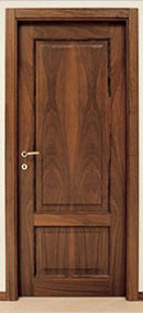 Pietrelli Timber-Veneer Door