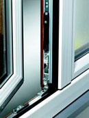 Double Glazed Aluminium-Timber Windows