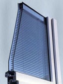 Integrated Blinds for Double Glazed Windows