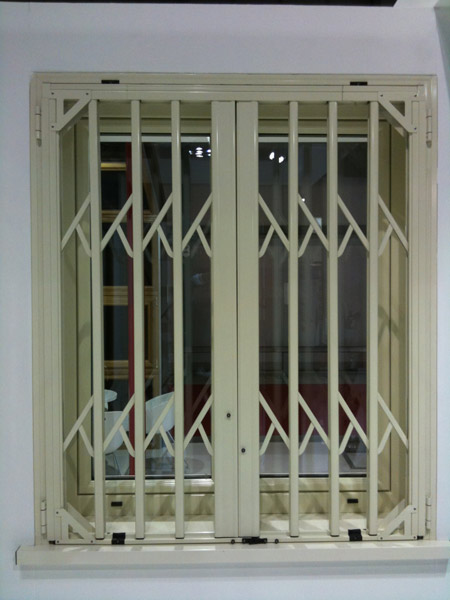 Aluminium Timber Security Window Shutters Photo Gallery