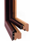 Dual-SL frame system for timber windows